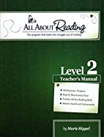 All About Reading Level 2 Teachers's Manual [並行輸入品]
