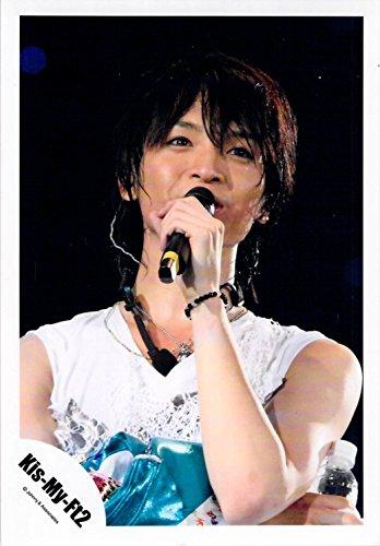 Kis-My-FT2・【公式写真】・・ 玉森裕太・✩ ジャニーズ公式 生真【スリーブ付】 ta70