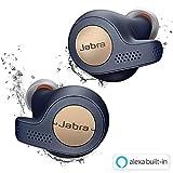Jabra 完全ワイヤレスイヤホン Elite Active 65t コッパーブルー Alexa対応 BT5.0 マイク付 防塵防水IP56 2台同時接続 2年保証 北欧デザイン 【国内正規品】