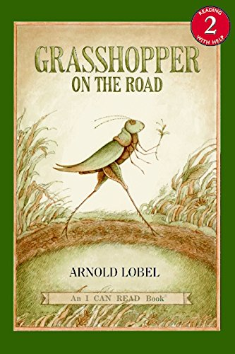 Grasshopper on the Road (I Can Read Level 2)の詳細を見る