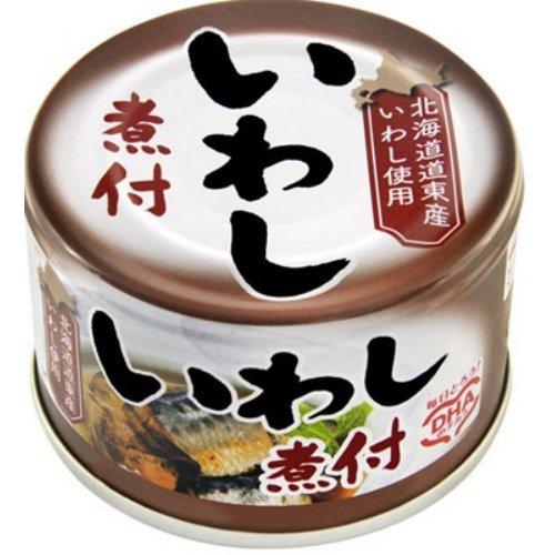 あけぼの いわし煮付 24缶