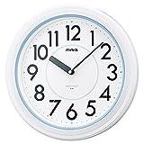 MAG(マグ) 防水壁掛け時計 アクアガード ホワイト W-662 WH-Z