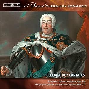 Bach: Secular Cantatas Vol. 8 (SACD)