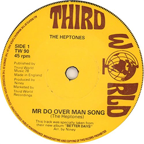Mr Do Over Man Song