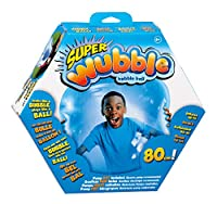 The Amazing SUPER Wubble Bubble Ball with Pump - Green by WUBBLE