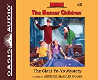The Giant Yo-Yo Mystery: Library Edition (Boxcar Children Mysteries)