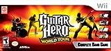 Wii Guitar Hero World Tour Band Kit (輸入版)