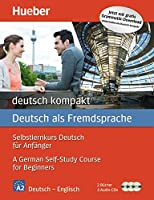 Deutsch Kompakt: Kursbuch, Arbeitsbuch + 3 CDs