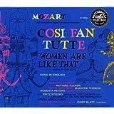 Mozart;Cosi Fan Tutte