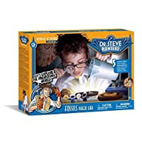 Geoworld Dr. Steve Hunters Wonders of Nature Fossils Paleo Lab Kit [並行輸入品]