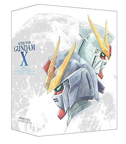 【早期購入特典あり】 機動新世紀ガンダムX Blu-rayメモリアルボックス (スタッフ陣による特製リーフレット付)