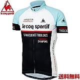(ルコックスポルティフ)le coq sportif サイクリング エアリークールメッシュジャージ QC-740471 [メンズ] WSX L