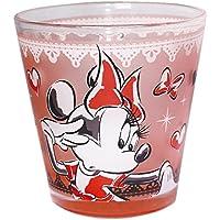 ディズニー フロストグラス 300ml ミニーマウス 036554