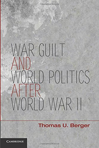 "what is the fay thesis regarding war guilt The debate—originally centered on germany's alleged war-guilt—eventually drifted towards notions of  the idea that capitalism was at the root of wwi is ""as old as the war itself,"" this thesis is far from an answer to the war-guilt question  sidney bradshaw fay, ""origins of the world war,"" in lee, 16, 19 [25."