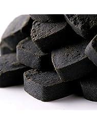 竹炭パウダー使用 【訳あり】竹炭マンナン おからクッキー 500g (竹炭マンナン, 単品)