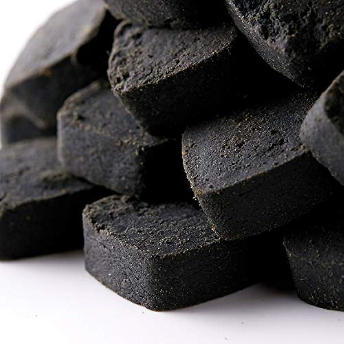 竹炭パウダー使用 【訳あり】竹炭マンナン おからクッキー 1㎏ (竹炭マンナン, 500x2)