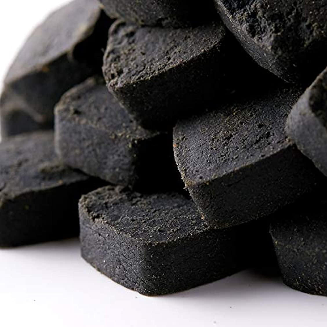 はっきりしない大学生洗う竹炭パウダー使用 【訳あり】竹炭マンナン おからクッキー 1㎏ (竹炭マンナン, 500x2)
