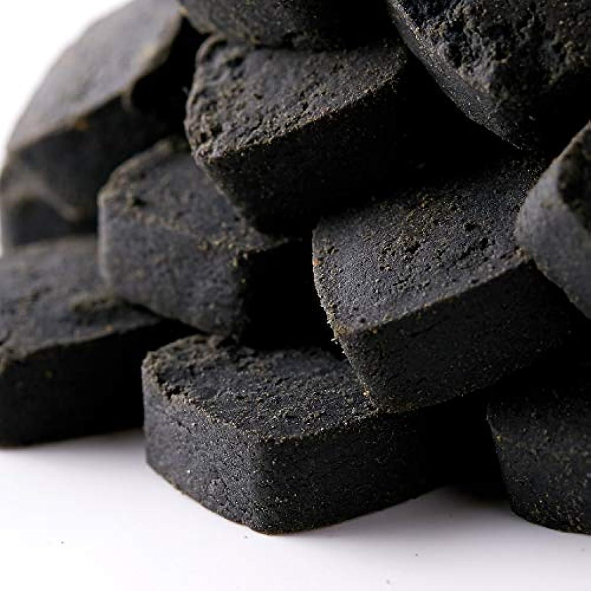 ステレオこだわり無竹炭パウダー使用 【訳あり】竹炭マンナン おからクッキー1.5kg (竹炭マンナン, 500x3)