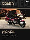 Honda GL1500 1993-2000 (Clymer Motorcycle Repair)