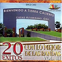 Varios Artistas (20 Exitos Con Las Mejores Bandas Volumen 3) 343 by Tropicalisimo Grupo Iris (2008-05-04)