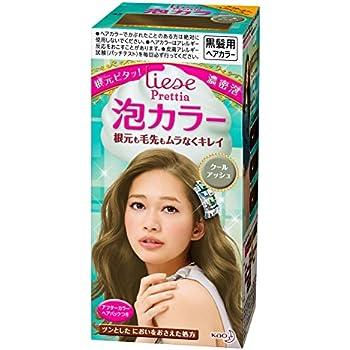 リーゼ 泡カラー クールアッシュ 108ml 【医薬部外品】