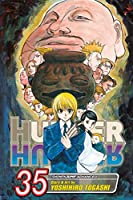 Hunter x Hunter, Vol. 35 (35)