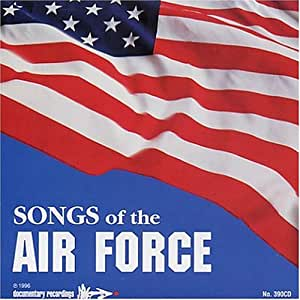 Songs of the Us Air Force