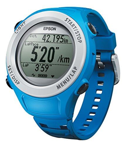 [エプソン リスタブルジーピーエス]EPSON Wristable GPS 腕時計 ランニングウォッチ GPS機能 SF-110C