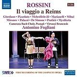 ロッシーニ:歌劇「ランスへの旅、または黄金の百合咲く宿」1幕[3CDs] 画像