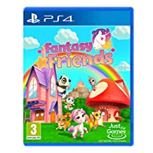 FANTASY FRIENDS - PlayStation 4