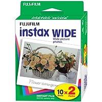 Fujifilm Instax Gloss 800 Instant Film (Twin Pack, 2x1 = 20 prints)