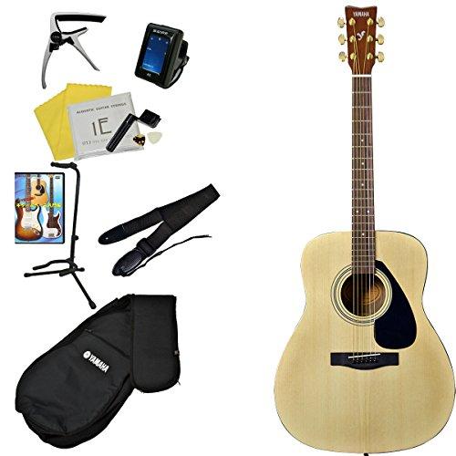 YAMAHA アコースティックギター11点入門セット ヤマハ F315D F-315D アコギ 初心者 入門 スタート セット (NT)