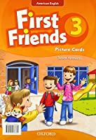 First Friends (American English): 3: Picture Cards: First for American English, first for fun!