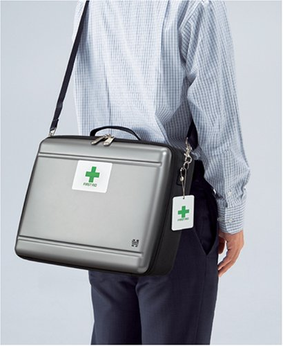 コクヨS&T 救急用品セット<防災の達人>(多人数タイプ) DRK-QL1C