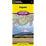 National Geographic Japan (National Geographic Adventure Map)
