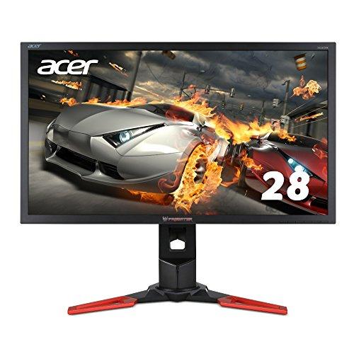 Acer ディスプレイ ゲーミングモニター XB281HKbm...