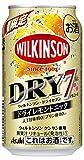 【期間限定】ウィルキンソン・ドライセブン ドライレモントニック 缶 [ チューハイ 350ml×24本 ]