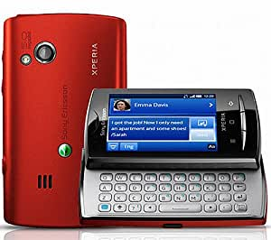 Sony Ericsson XPERIA X10 mini PRO 海外携帯 (国内使用可能)
