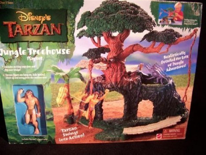 Disney's (ディズニー) Tarzan Jungle Treehouse Playset(並行輸入)