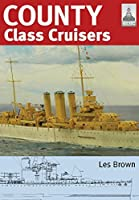 Shipcraft 19 - County Class Cruisers by Les Brown(2015-03-19)