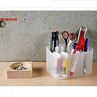 鉛筆筒 筆立 Pencil Vase My Room ペンケース Office Home ペンシル ホルダー Pencil Case Multi Cube Pencil Holder 42103