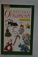 Christmas Ornaments Made Easy: Creative Ideas