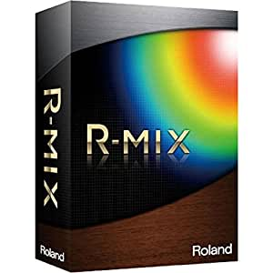 【Roland】 Audio Processing Software R-MIX