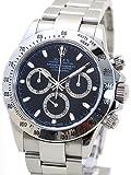 [ロレックス] ROLEX デイトナ メンズ 腕時計 シルバー ステンレススチール(SS) 116520 [中古]