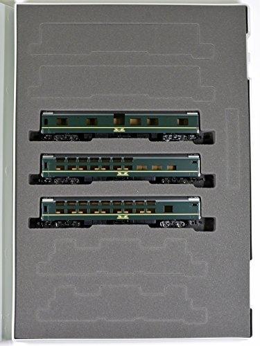 TOMIX Nゲージ 92461 24系25形 (トワイライトエクスプレス) 増結セットB