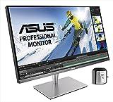 ASUS ゲーミングモニター ディスプレイ PA32UC-K 32インチ LED 4KHD 60Hz フリッカーフリー ブルーライト軽減 HDMI端子付 スピーカー内蔵 3年保証