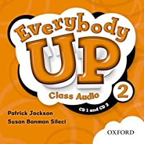Everybody Up: 2 Class CD