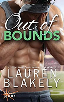 Out of Bounds by [Blakely, Lauren]
