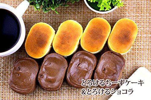 【人気チーズケーキ】とろけるちーずケーキ/ショコラのセット10個入(ギフト対応)