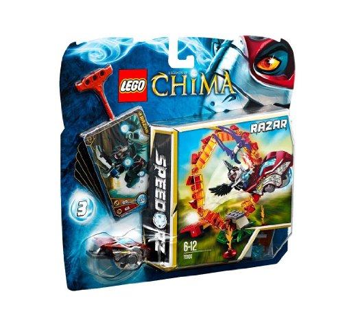 レゴ チーマ リング・オブ・ファイヤー 70100